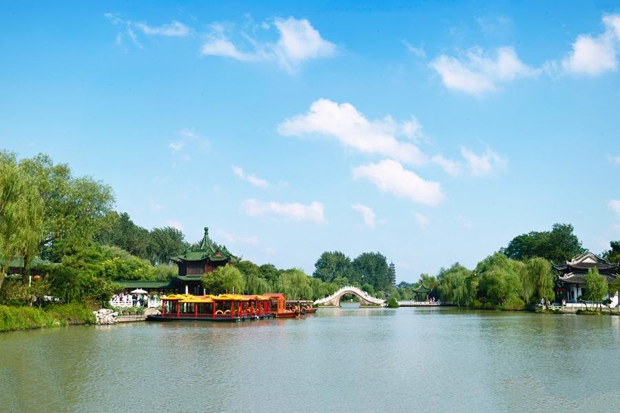 扬州二十四桥景区 首届中国园林摄影大展10
