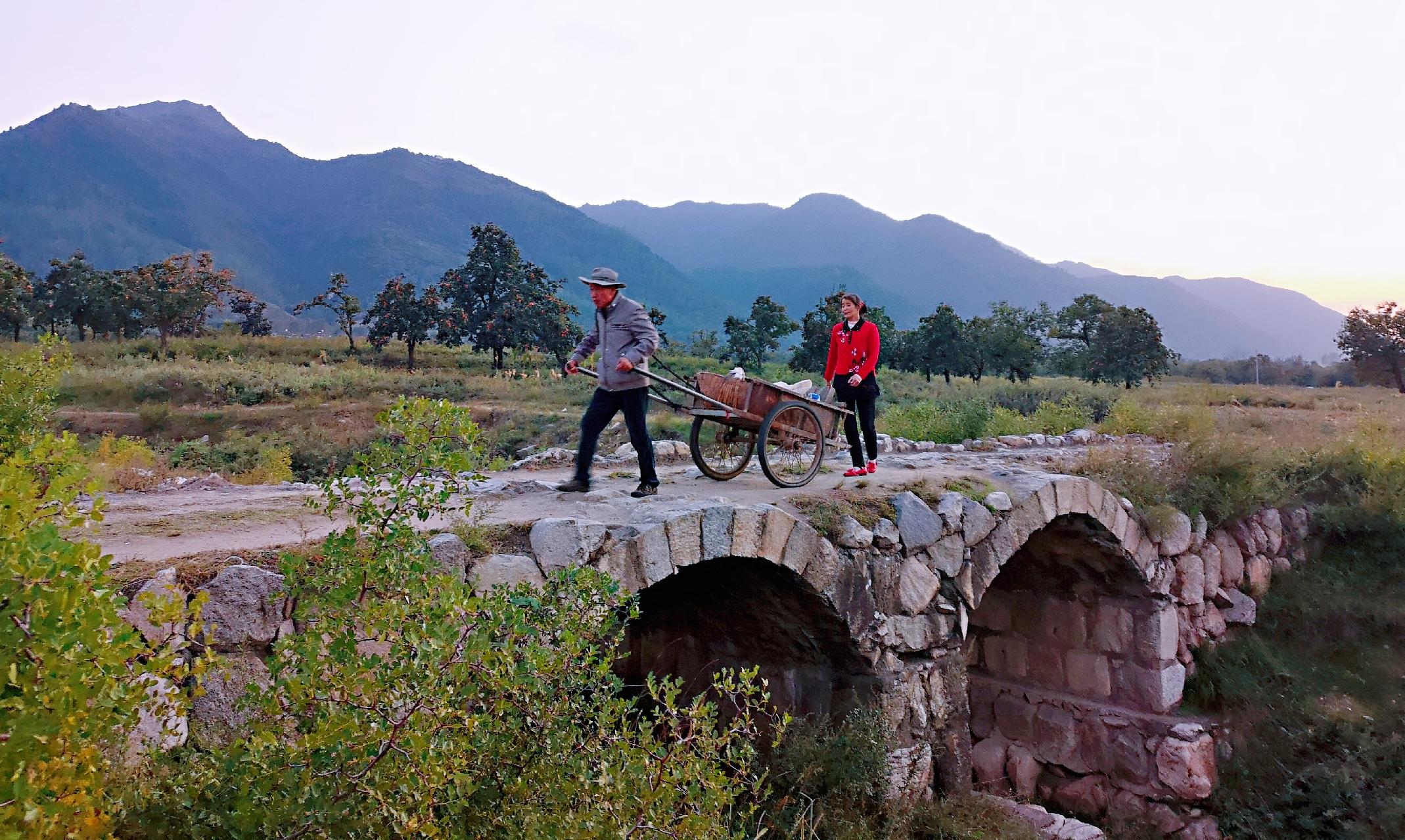 陕西省西安市长安区南豆角村